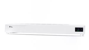 CL25WL精致鋁型材踢腳線取暖器